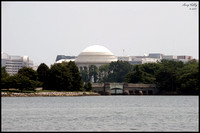 View of Jefferson Memorial