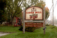 Cold Hollow Cider Mill, Waterbury, VT