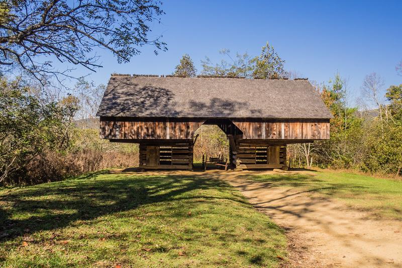 Tipton Cantilever Barn